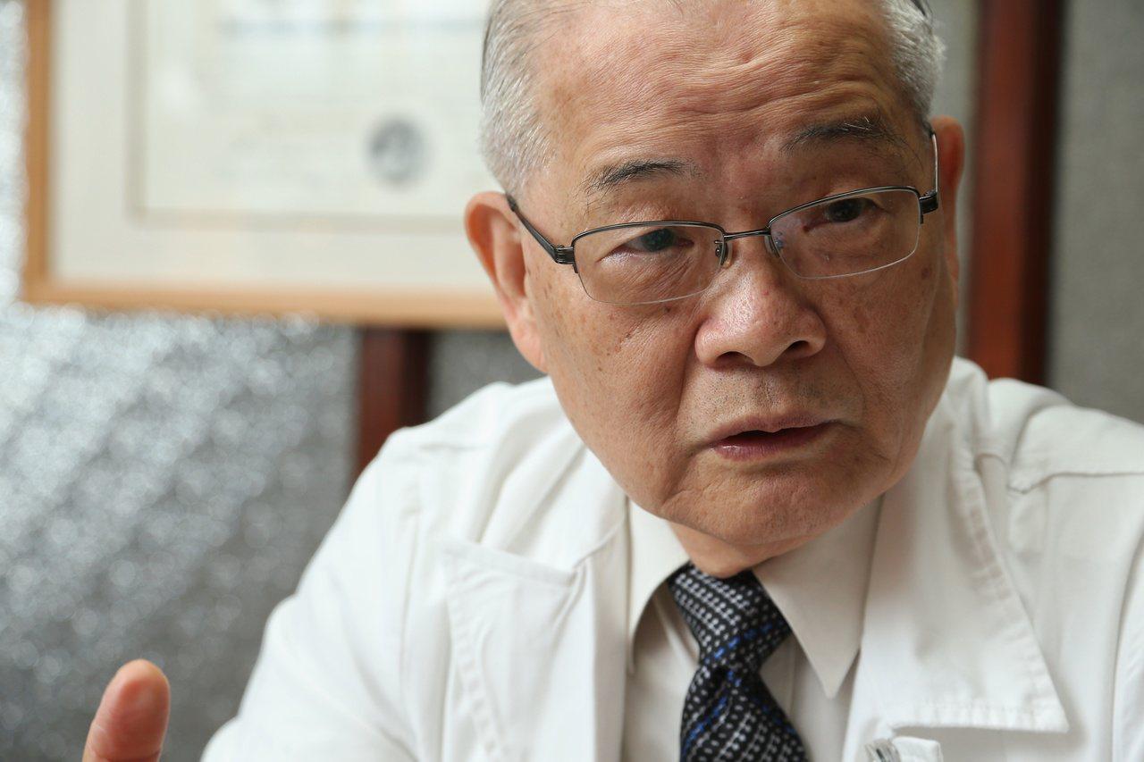 肝癌帶走父…陳定信 鍛成台灣肝病剋星