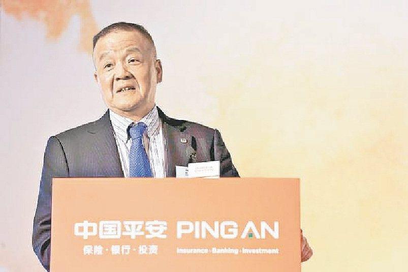 中國平安保險董事長馬明哲 (網路照片)