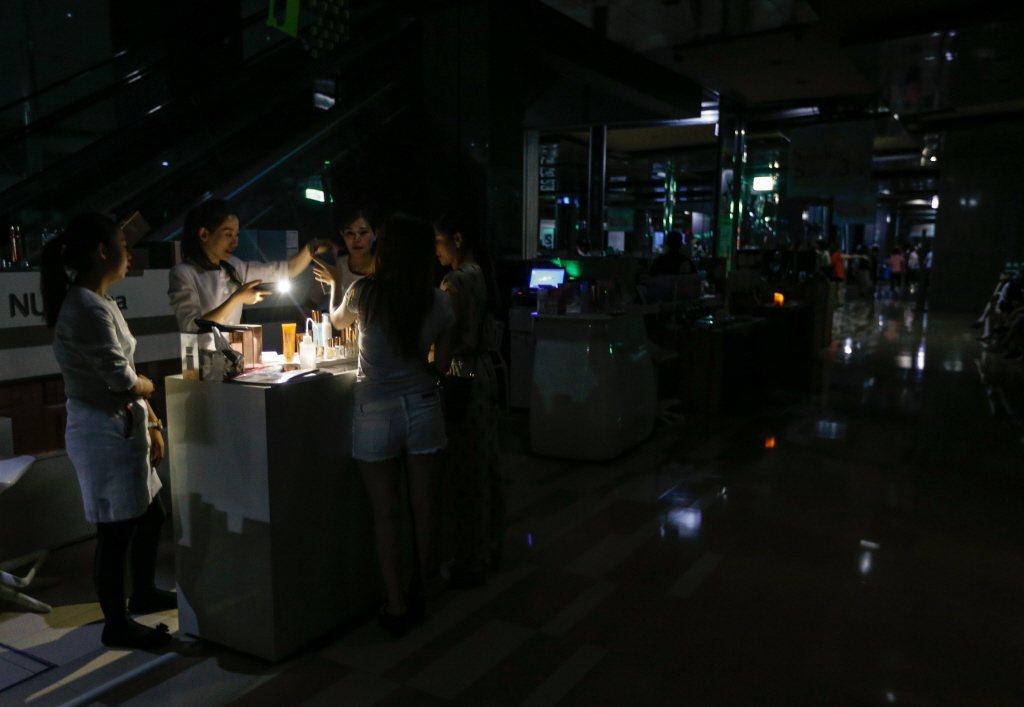 台灣幾乎所有的大問題,包括能源問題,都是屬於結構性的。 圖/聯合報系資料照