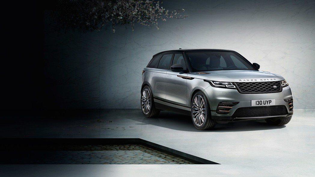 Range Rover Velar。圖/Range Rover提供