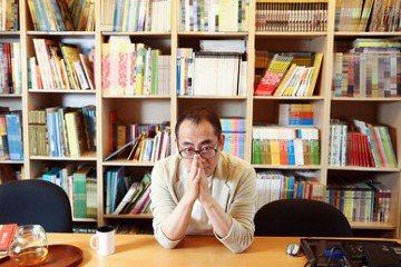 格林文化發行人郝廣才,日前在金鼎獎頒獎典禮的發言引發歧視外勞的爭議。 圖/聯合報系資料照