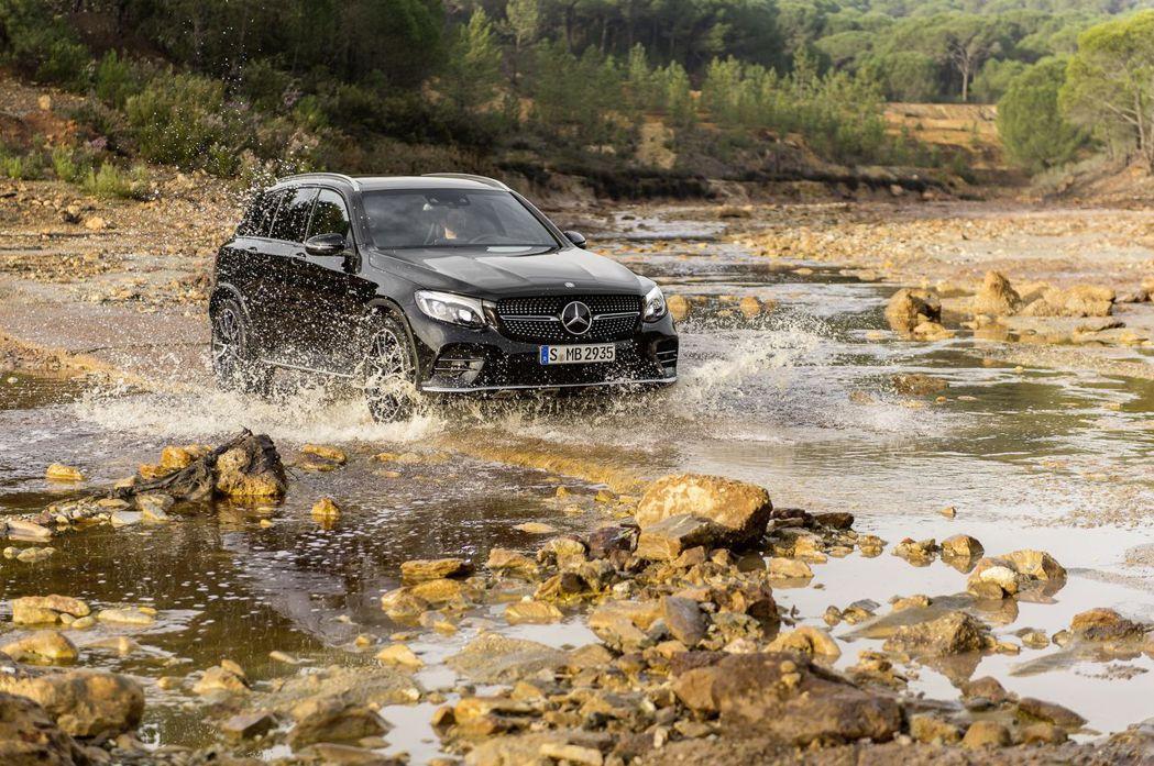 M. Benz GLC賣超過一百萬輛。圖/M. Benz提供