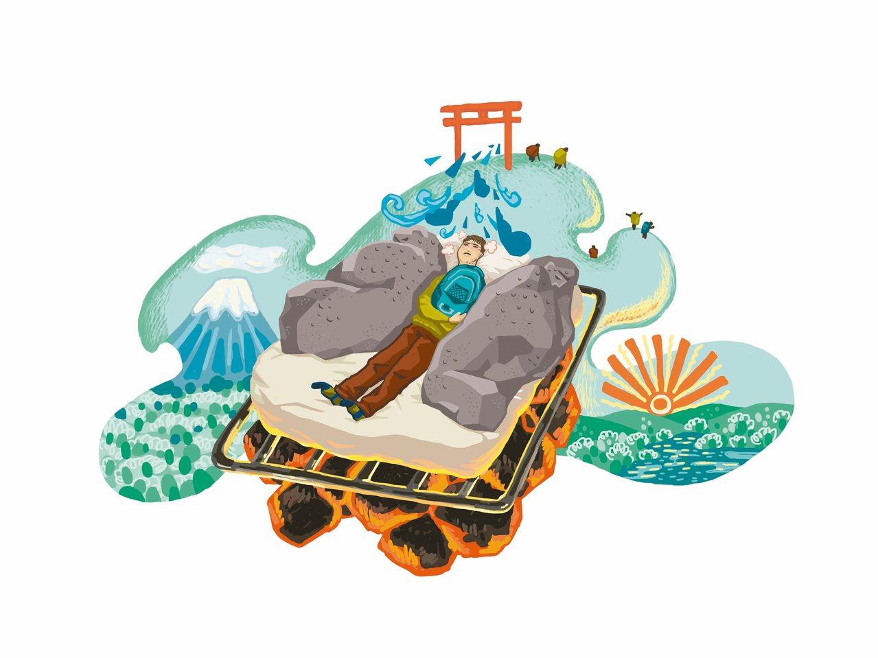 常聽人說:「登過富士山才算日本人。」而我本來就很喜歡日本文化,也常去日本玩,那次...