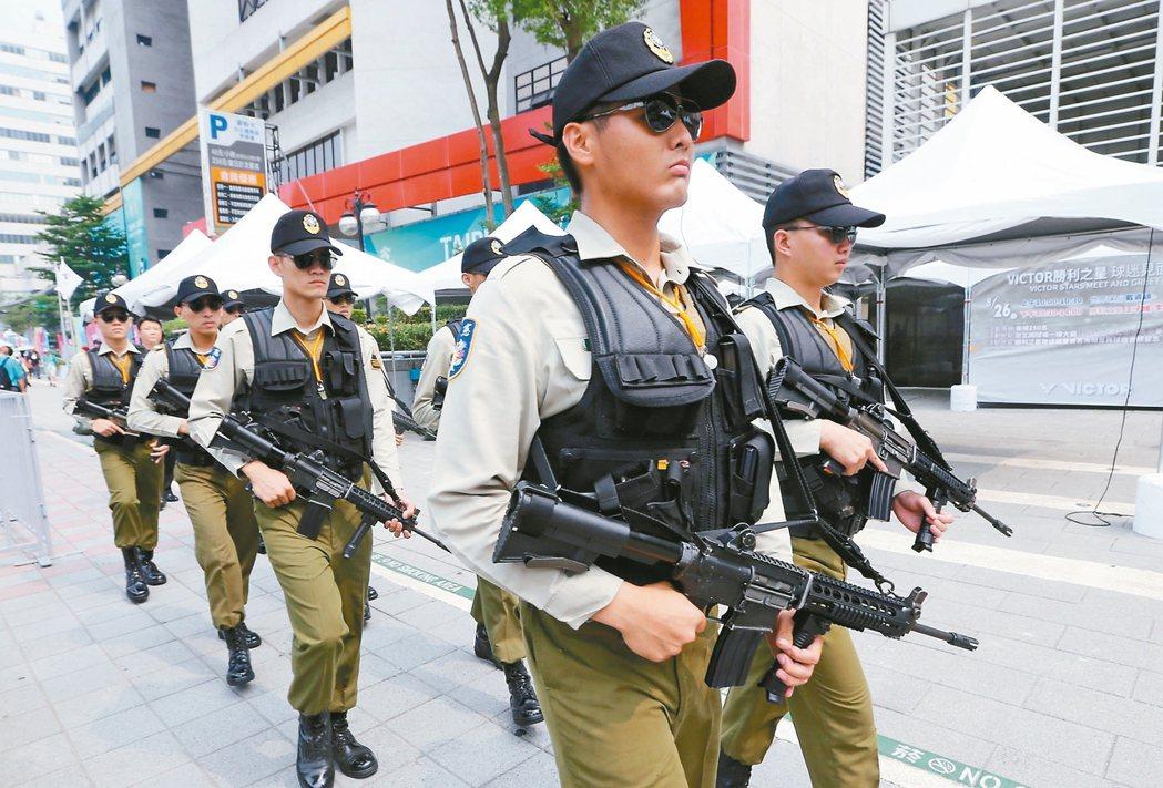 反恐… 疑IS成員入境 內政部否認