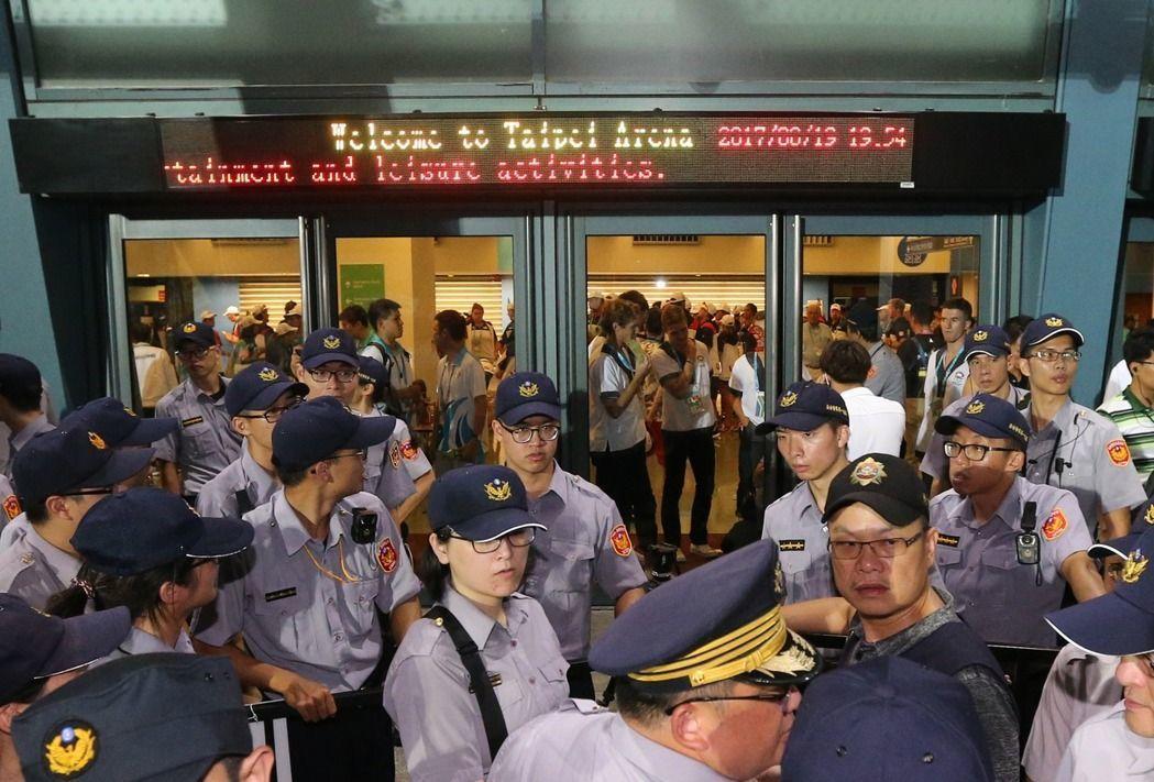 世大運抗爭被罵翻 反年改團體:不要抹黑!