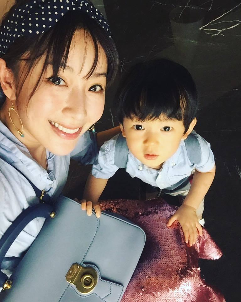 隋棠將為兒子Max慶祝2歲生日。圖/摘自臉書