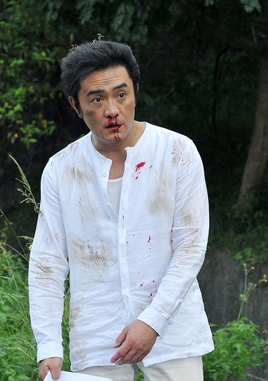 李㼈在「牡丹花開」中際遇慘烈。圖/台視提供