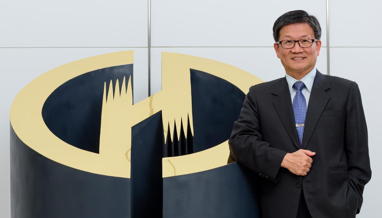 華南銀行董事長吳當傑。圖/華南銀行