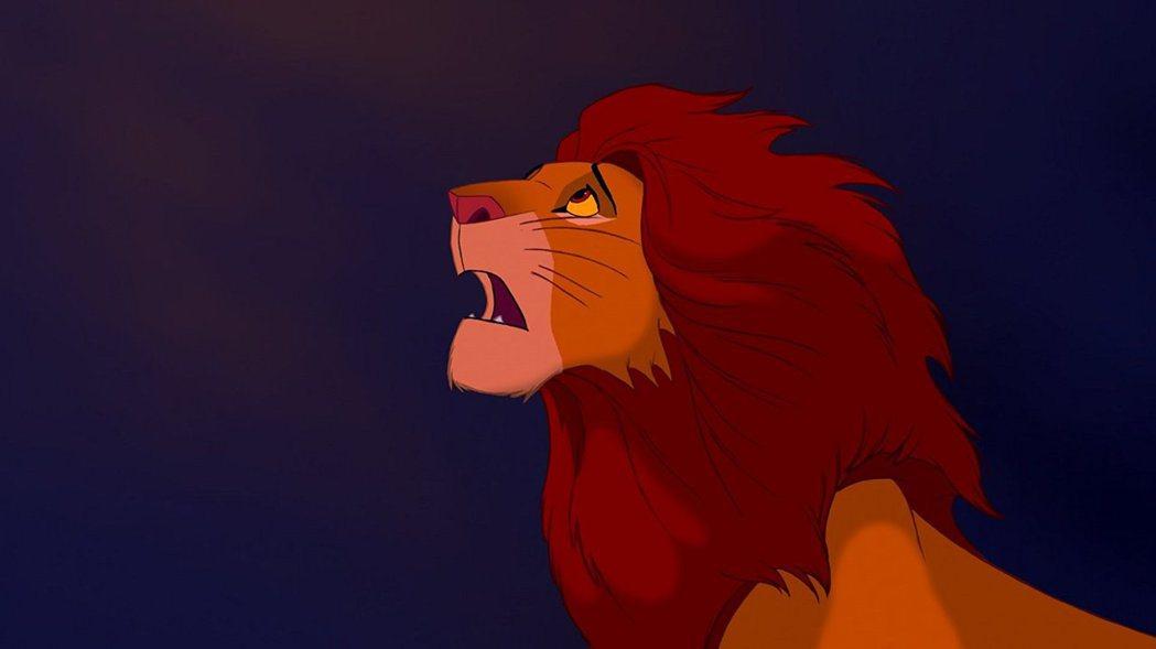 迪士尼動畫片「獅子王」。 圖/擷自IMDb網站