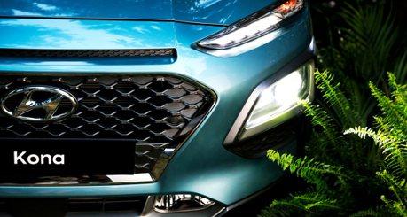 擴展歐洲市場版圖 Hyundai要靠Kona殺出重圍、奪得第一?