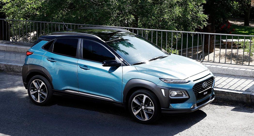 Hyundai非常積極的開發歐洲區市場。 摘自Hyundai