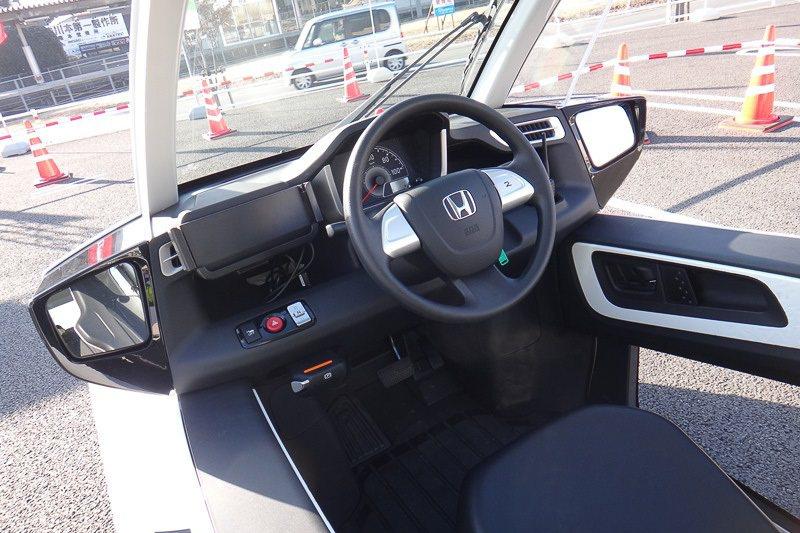 Honda MC-β目前仍屬測試階段,車迷僅能透過圖片先過過乾癮。 圖片摘自:c...