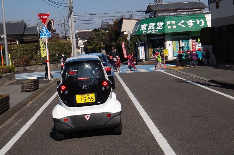 MC-β擁有最大馬力為14.7hp,極速則可達到70km/h。 圖片摘自:car...