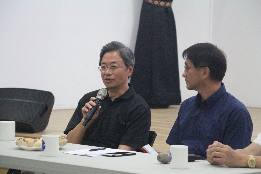 被問到參選台北市長 張善政:「十成的NO」!