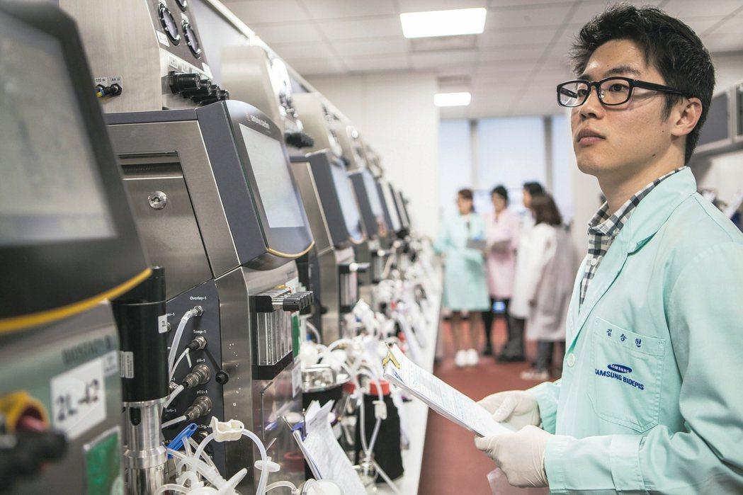 三星集團的三星生物製劑公司宣布與日本武田藥品結盟,未來數年將共同開發多項創新處方...
