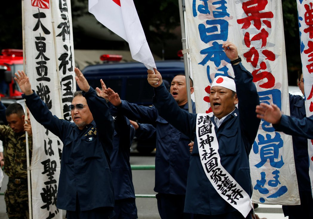 雖然靖國神社特性,讓日本國內也不乏「愛之欲其生、恨之欲其死」的極端觀點,但靖國神...