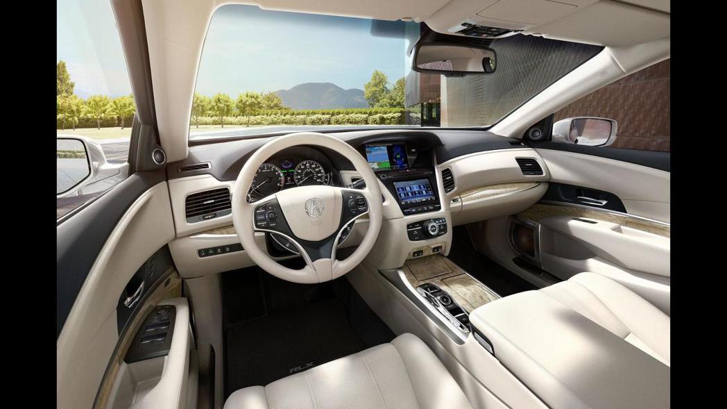 座艙大抵維持原樣,僅針對材質與座椅舒適性進行重新設定。 圖片摘自:Acura