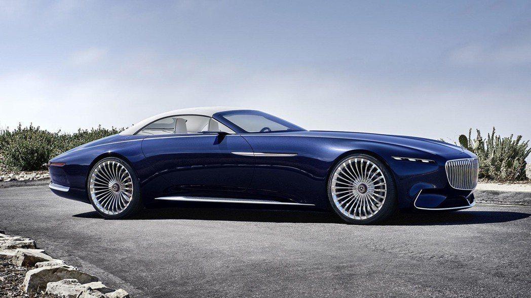 5分鐘內可充滿100公里所需的行駛電力,表現相當出色。 圖片來源:Mercedes-Benz