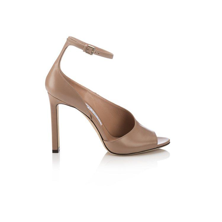 全新推出的Theresa側邊鏤空高跟鞋,30,800元。圖/Jimmy Choo...