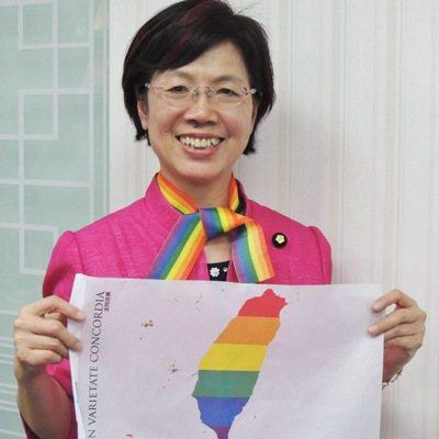 民進黨立法委員尤美女。 圖/取自尤美女Facebook