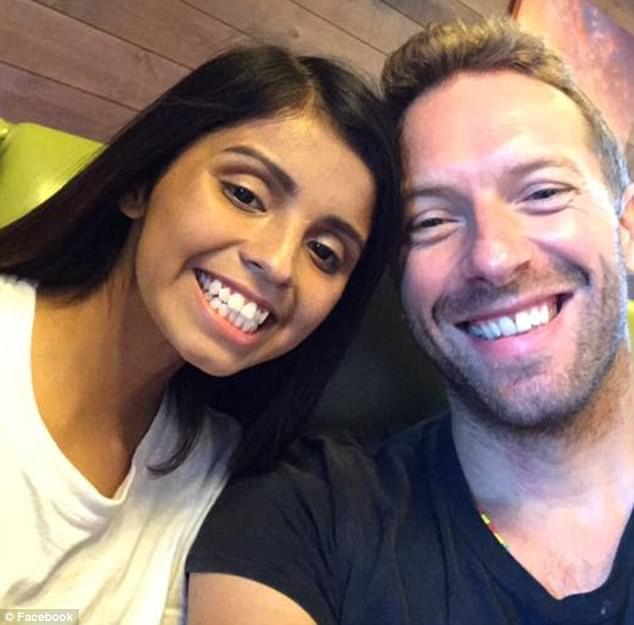 「酷玩樂團」(Coldplay)主唱克里斯馬汀(Chris Martin)日前突