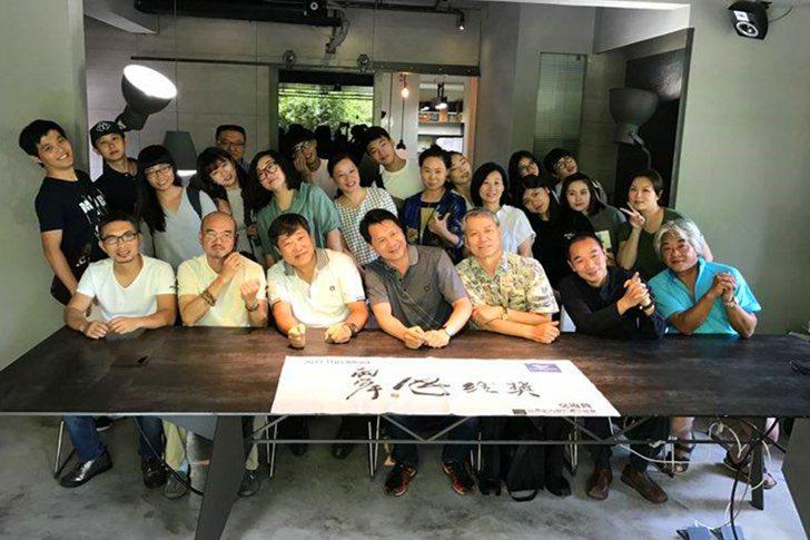 工作營參與師生合影。 中國科大/提供
