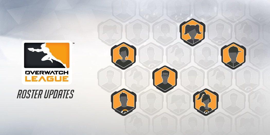 《鬥陣特攻》職業電競聯賽首爾隊公布選手與教練名單 圖/暴雪提供