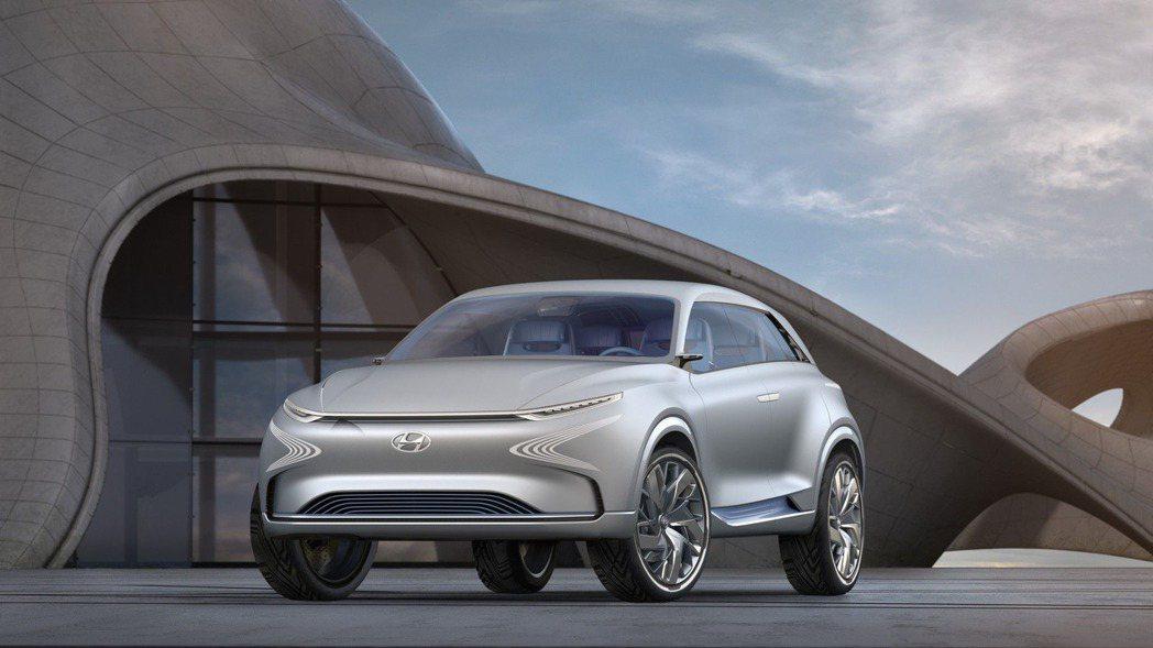 圖為Hyundai FE Concept。 摘自Hyundai