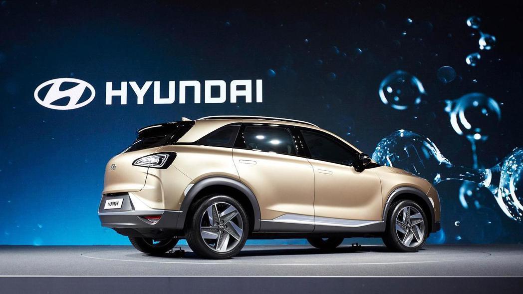 圖為Hyundai Next Generation FCEV。 摘自Hyunda...