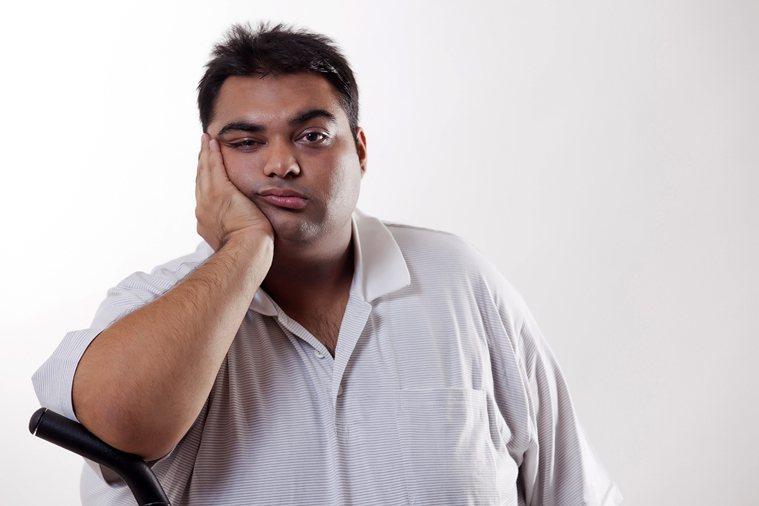 連呼吸都會胖? 研究告訴你是真的! 圖片/ingimage