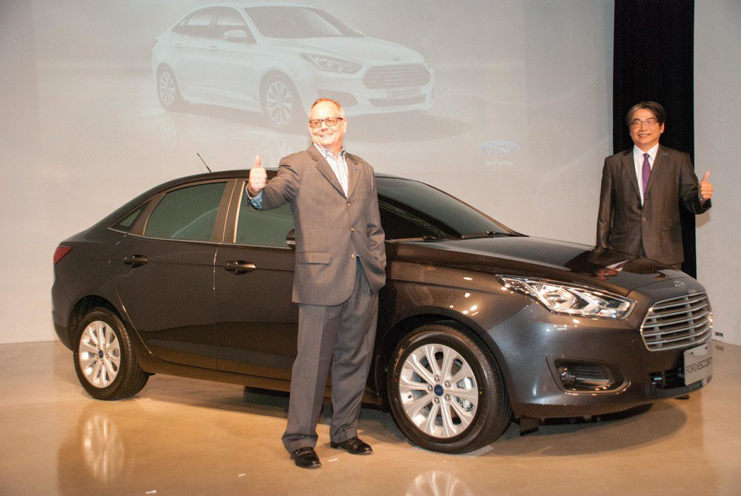 Escort總工程師、現任福特亞太中型運動休旅車總監Kenneth Salisb...