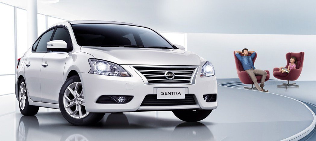 Nissan Sentra。圖/Nissan提供