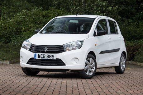 Suzuki發表英國專屬Celerio City特仕車 30萬有找