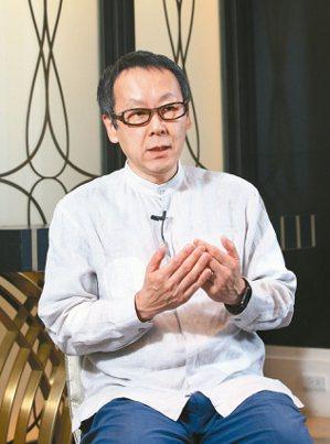 日本星野集團第四代社長星野佳路專訪。 記者蘇健忠/攝影