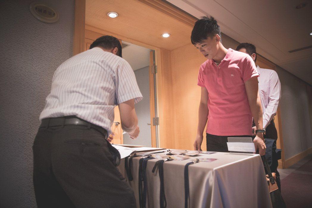 創造實習機會嘉惠中南部學子,提供舞台一展長才。 博立光電/提供