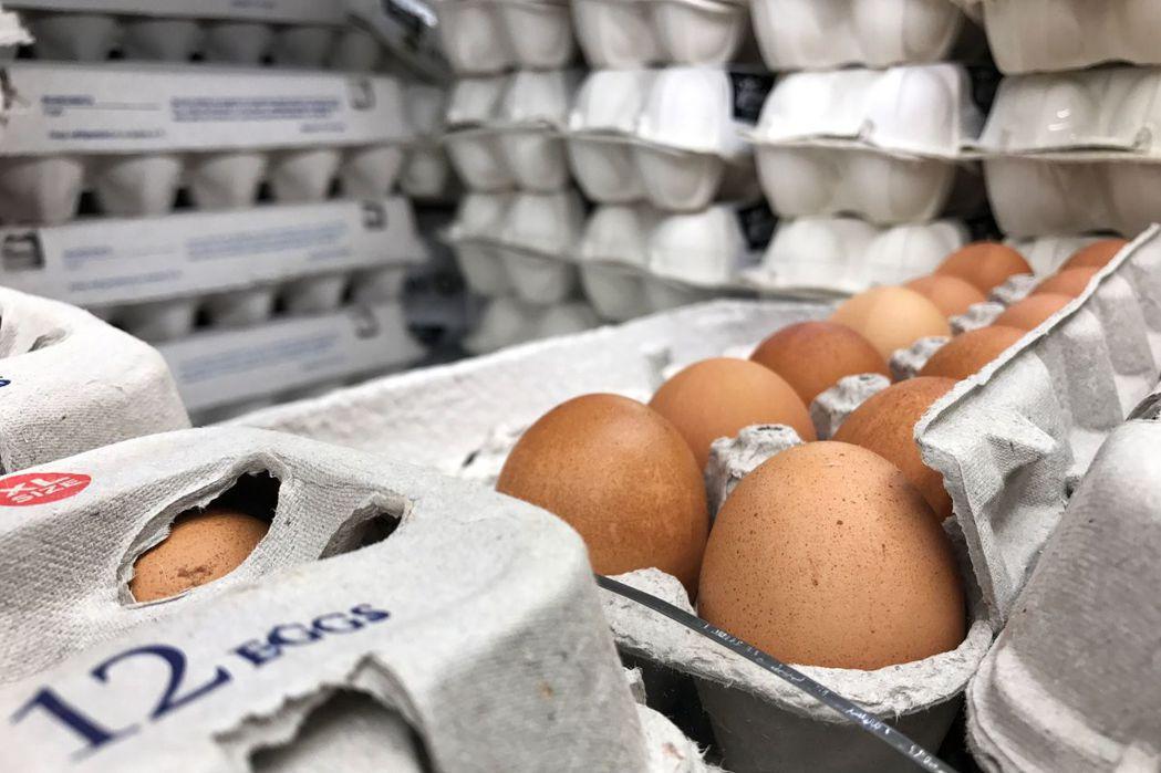 親環境雞蛋出包,讓南韓「農業黑幫」現象曝光。 圖/法新社