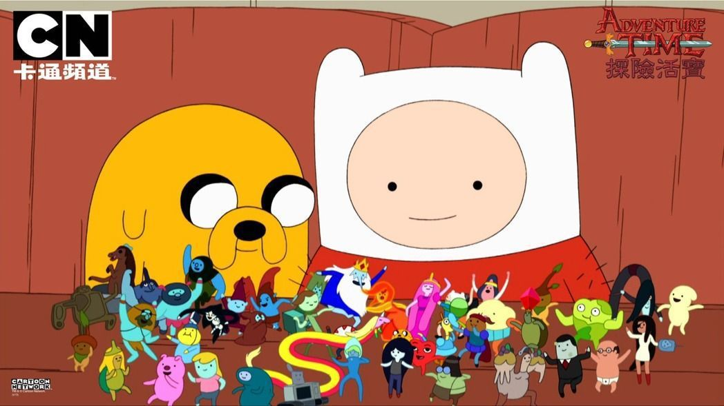 「探險活寶」手遊,29個角色全員出動!圖/卡通頻道提供