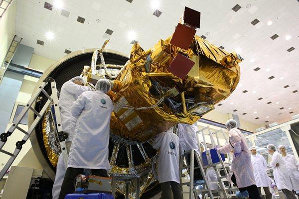 福衛五號被稱為「台味」最重的衛星。圖/國研院太空中心提供
