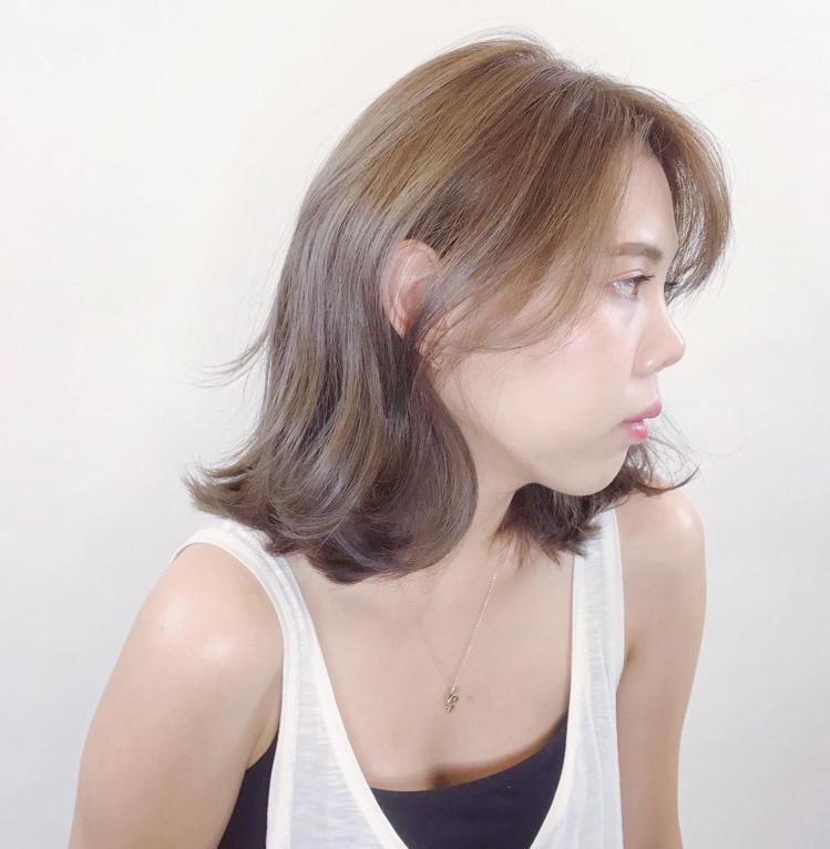 髮型創作/Found Hair囍翼 - MEGhairstyle。圖/HairM...