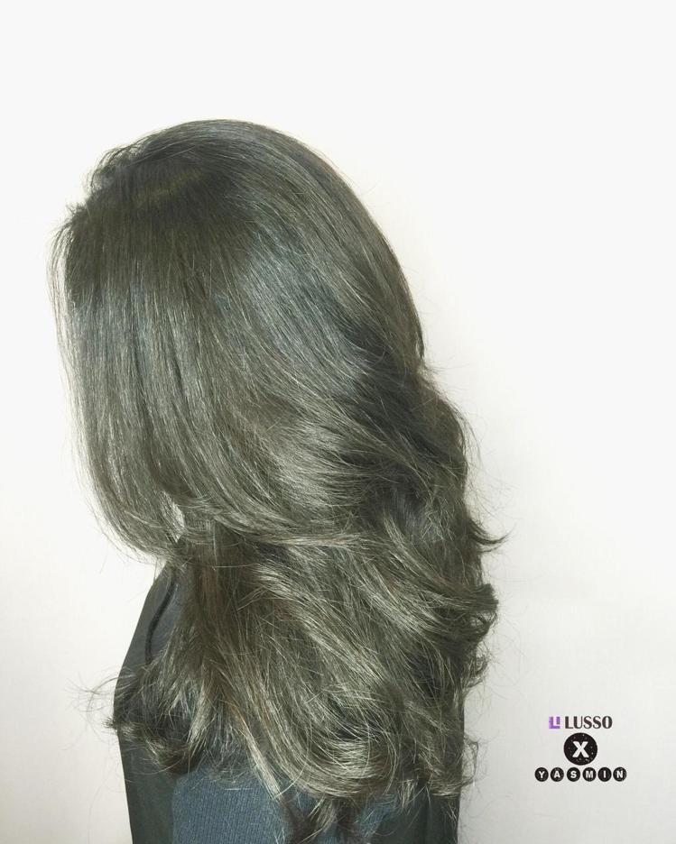 髮型創作/Lusso 中山店 / Lusso Yasmin 。圖/HairMap...