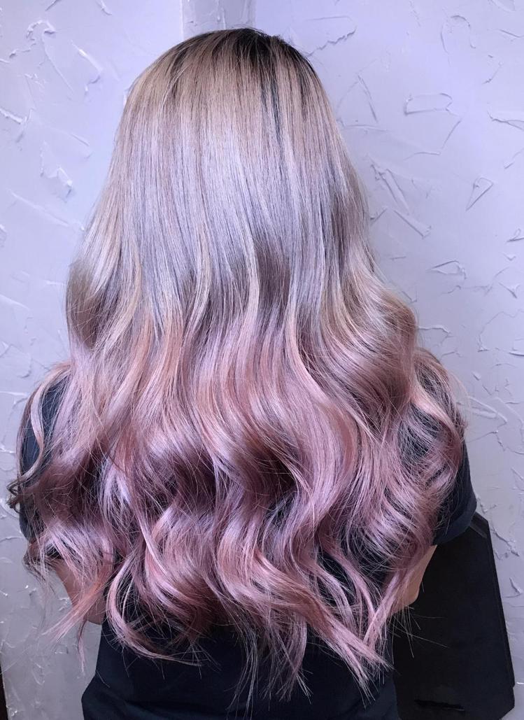 髮型創作/柏貳理髮廳 - Rabi 。圖/HairMap美髮地圖提供
