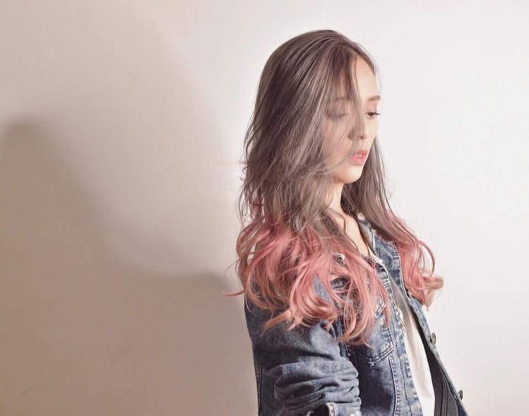 髮型創作/Twins站前店 - 周劭軒 。圖/HairMap美髮地圖提供
