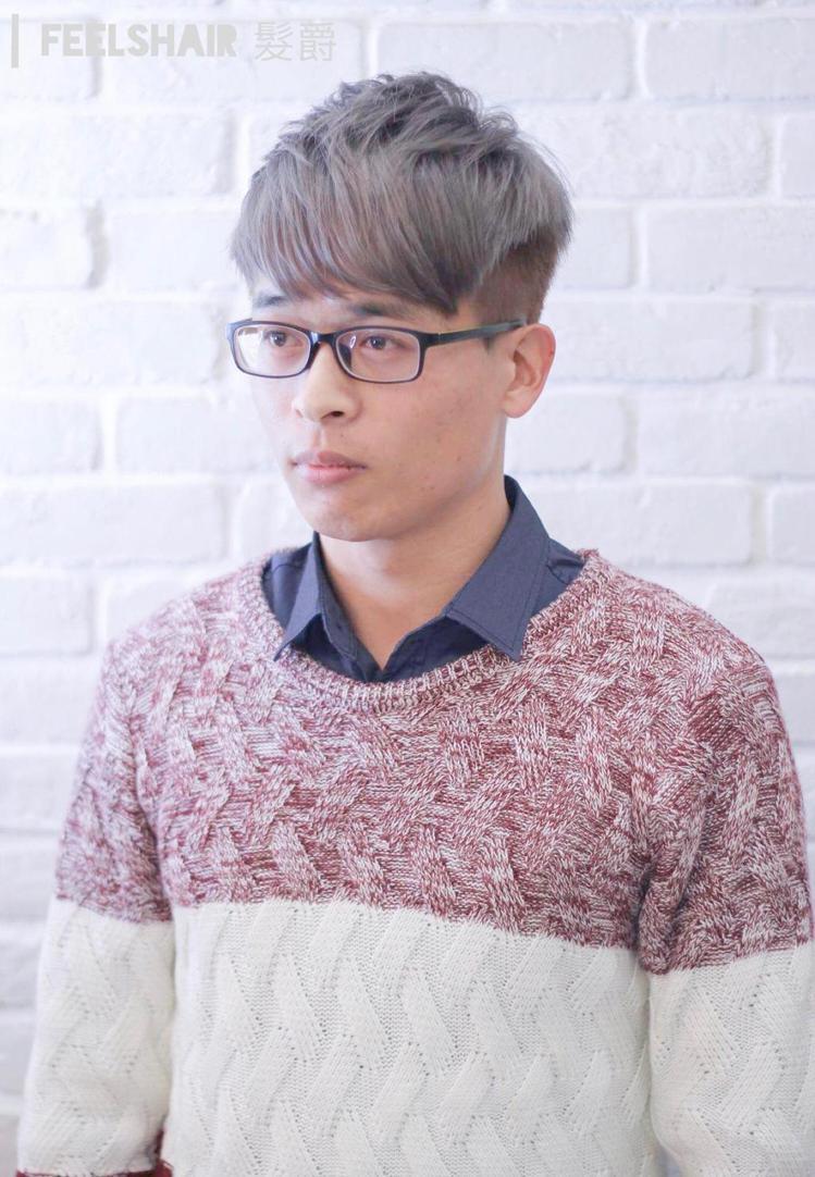 髮型創作/Feels HAIR 髮爵 - Danny Tsai 。圖/HairM...