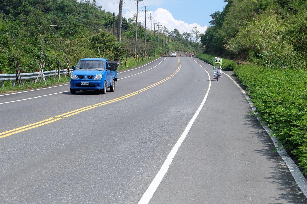 宜蘭縣政府為全台自由車選手預備好了一條全縣最美公路,由風光明媚的長埤湖風景區出發...