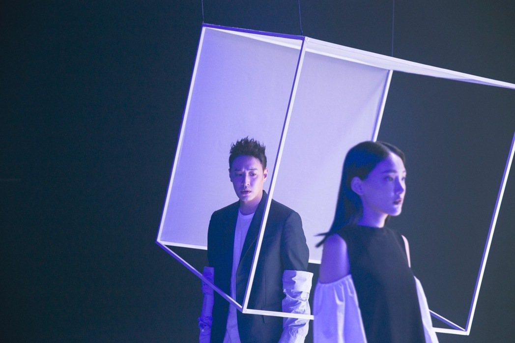 潘瑋柏新歌「啞巴」MV。圖/華納音樂提供
