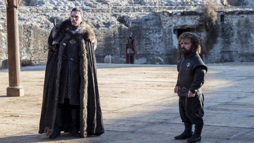「冰與火之歌:權力遊戲」本季最終回將長達80分鐘。圖/HBO提供