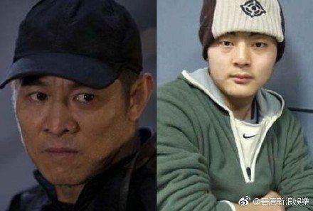 特技演員劉坤(右)2011年在「浴血任務2」拍攝爆破戲身亡僅賠76萬,李連杰得知