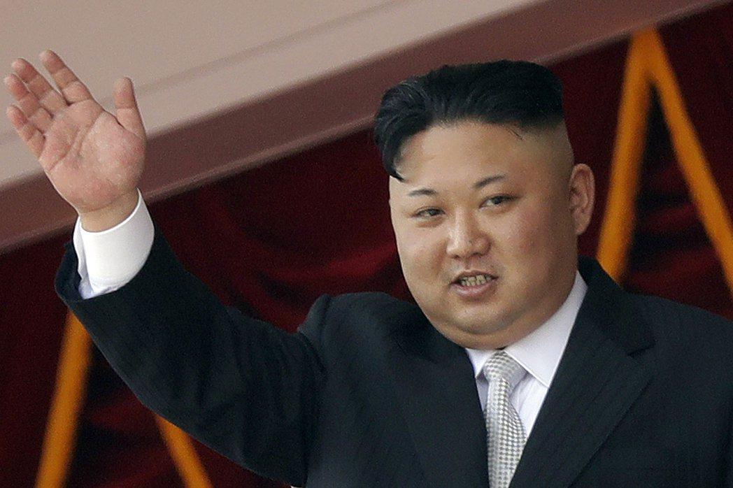 北韓領導人金正恩掌權5年多來遲未訪中。 (美聯社)