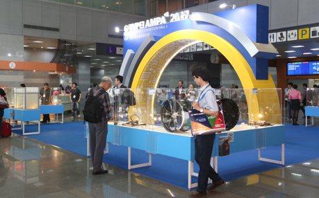 廠商照過來 2018台北車輛雙展攤位即將完售