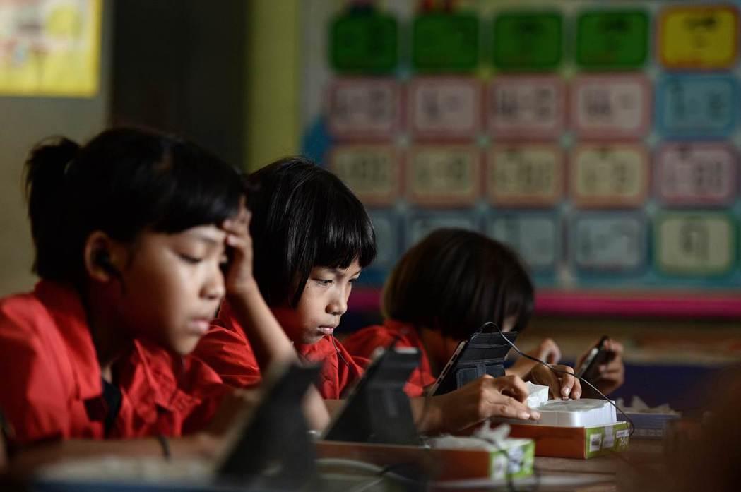 在各項教育競爭指數上,泰國往往敬陪末座。 圖/歐新社